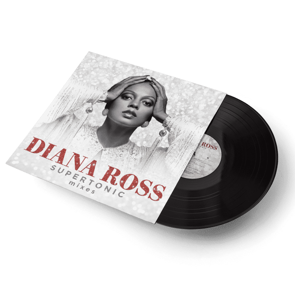 Diana Ross – Supertonic Mixes