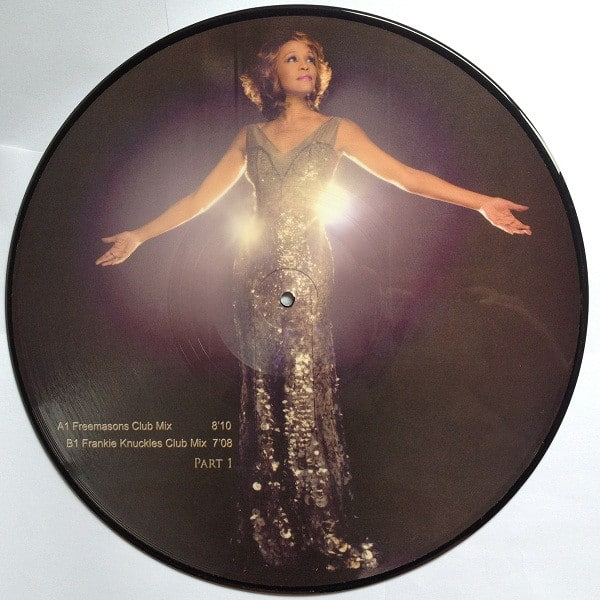 Whitney Houston – Million Dollar Bill
