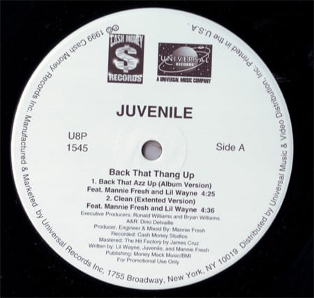 Juvenile – Back That Azz Up