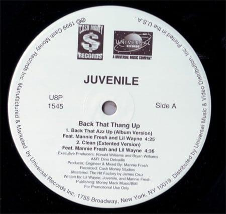 Juvenile – Back That Azz Up