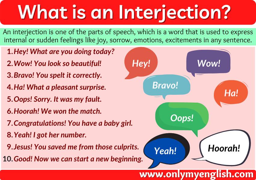 Interjection