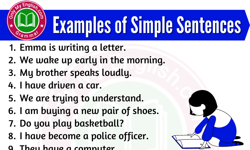 Simple Sentence Examples