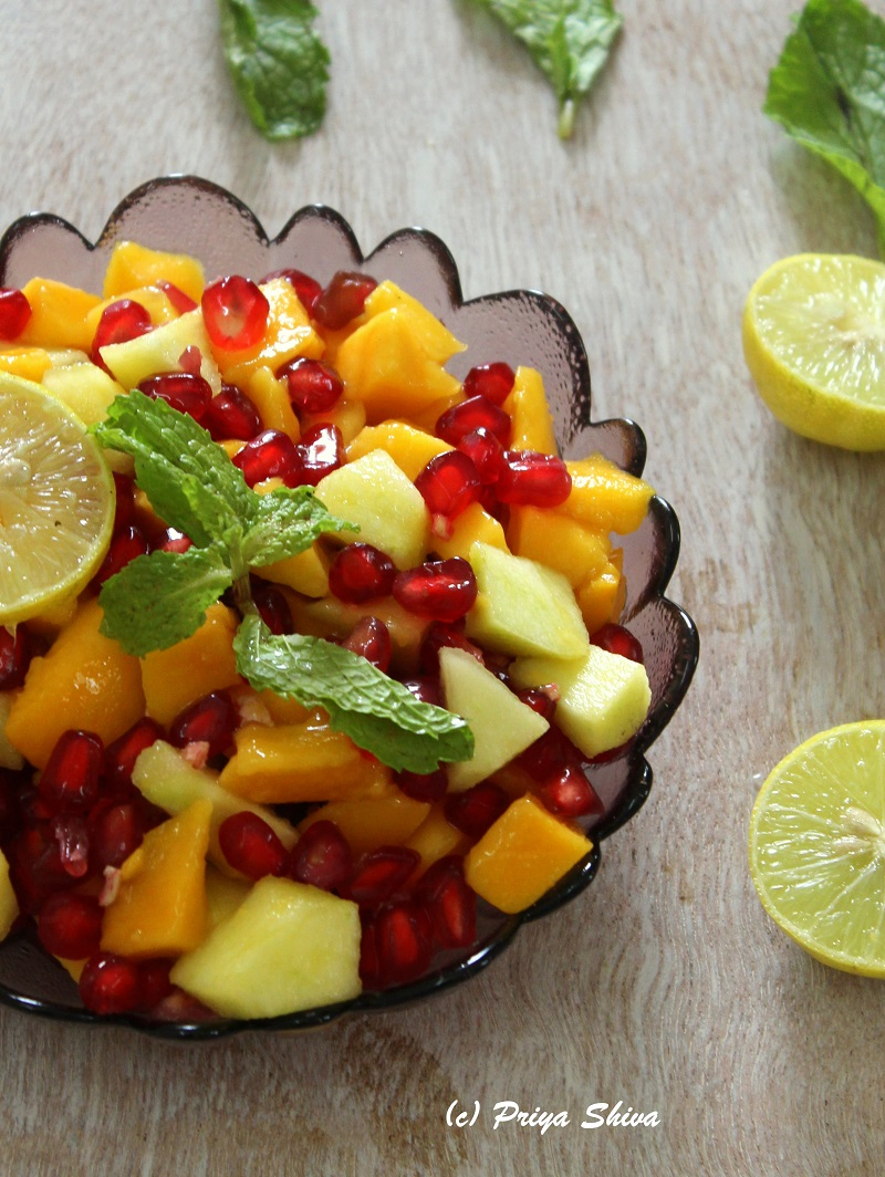 salad-with-Pomegranate-Dressing