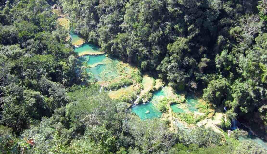 Semuc Champey – Natural wonder in Guatemala