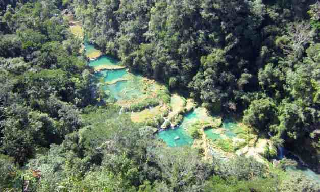 Semuc Champey – Natural wonder in Guatemala