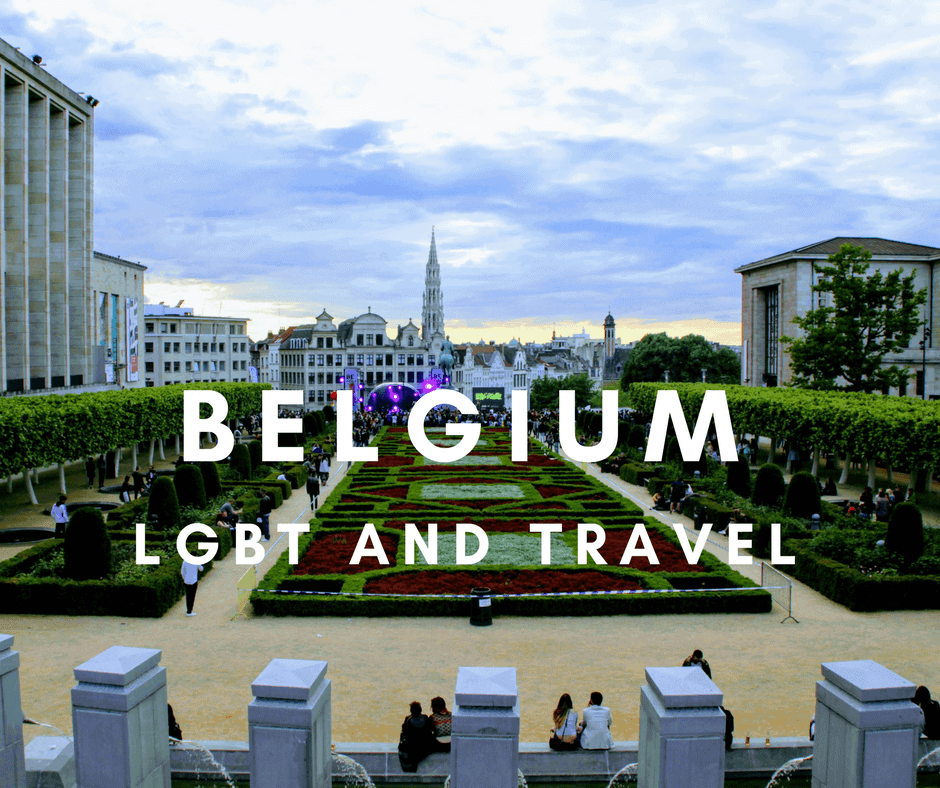 LGBT Travel to Belgium