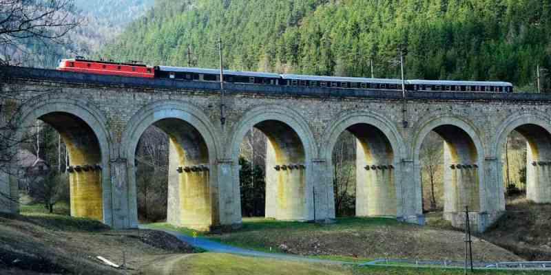 Semmering Pass - Austria