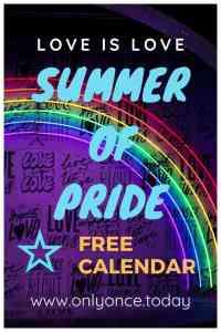 LGBT Pride Calendar for Europe 2019 - Spend a Summer of Pride in Europe