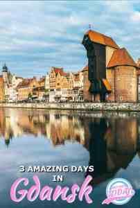 3 days in Gdansk