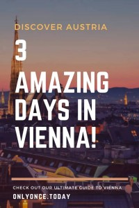 3 Days in Vienna - Austria