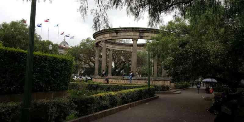 Parque Centro America