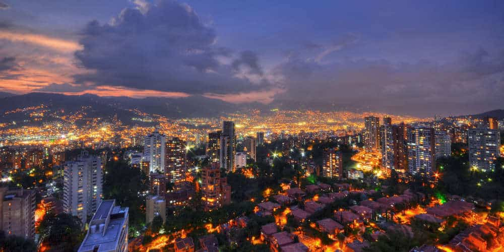 Things to do Medellin