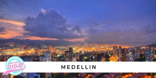 Medellin city trip