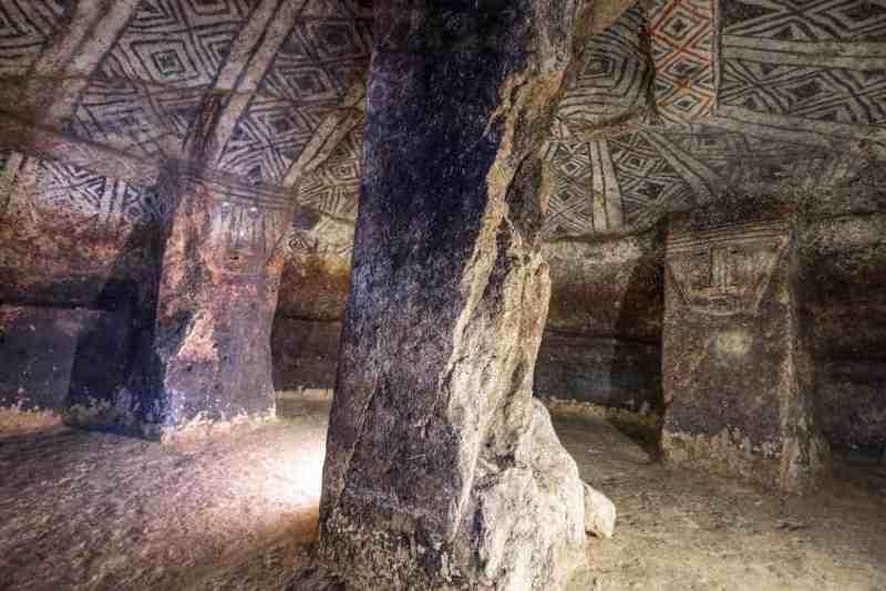 Tierradentro Tombs Colombia