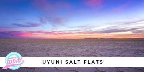 Uyuni Salt Flats Tour