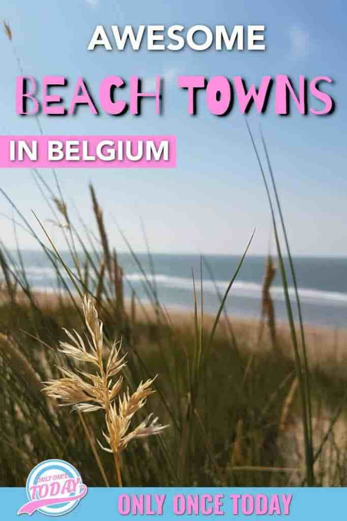 The most amazing Belgian Beaches