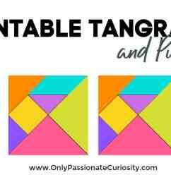 Tangrams - Only Passionate Curiosity [ 733 x 1200 Pixel ]