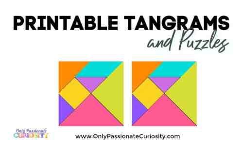 small resolution of Tangrams - Only Passionate Curiosity