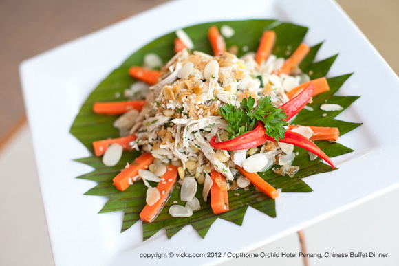 Chinatown Chicken Salad, Special and Delicious!