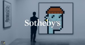 'Covid Alien' CryptoPunk #7523 NFT Sells at Sotheby's in $15 Million!