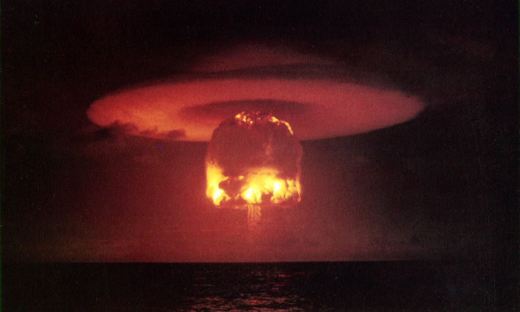Aliens took control of nuclear weapons, can start World War 3.