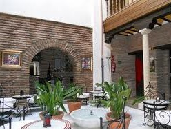 Hotel Abentofail, Guadix