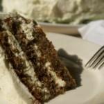 Flourless Hazelnut Cake