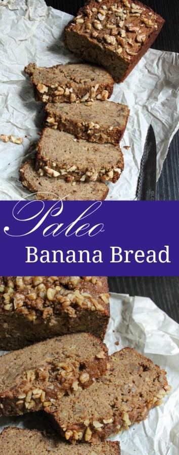 Paleo Banana Bread | Only Taste Matters.
