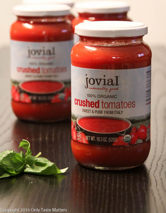 Building a Paleo Pantry: Slow Cooker Easy Tomato Basil Sauce