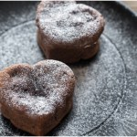 Paleo Lava Cake with Molten Chocolate {Guest Post}