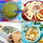 4 Paleo Spring Dips Kids Love {And & Moms Can't Wait to Make}