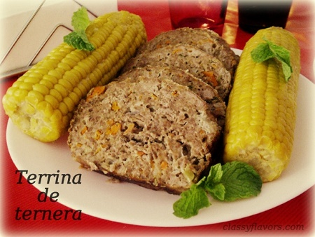 terrina de ternera