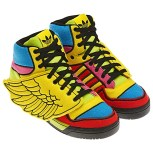 Jeermy Scott Wings Shoes