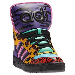 Jeremy Scott Instinct Hi Shoes
