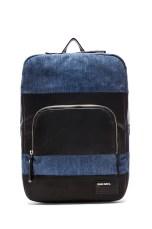 Diesel Blockin' Denim Backpack 1