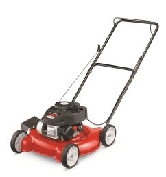 yard machines 20 inch push gas lawn mower [ 1024 x 1024 Pixel ]