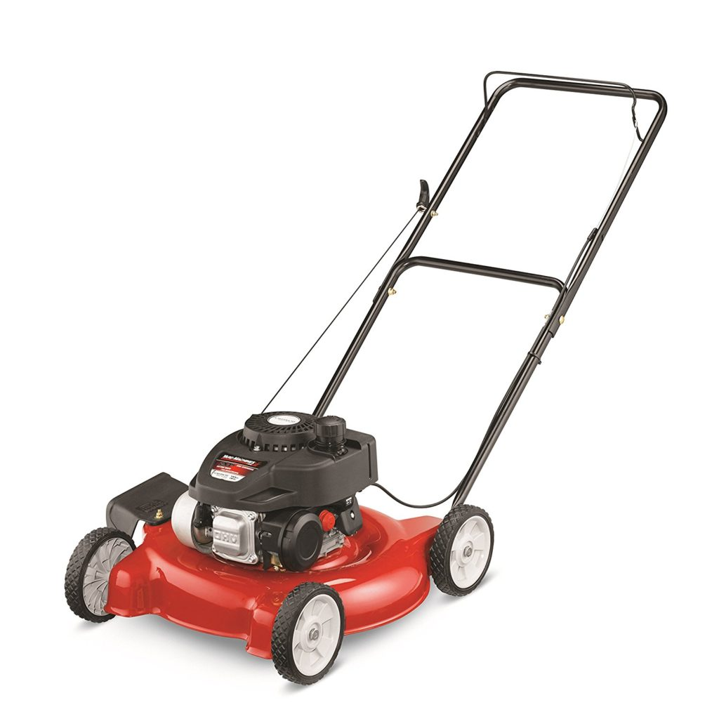 hight resolution of yard machines 20 inch push gas lawn mower