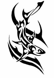 tribal tattoo designs aquarius tattoos cool drawing shark reaper tattoostime latest grim painting drawings awesome vines line interesting tatto cliparts