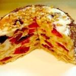 Творожный торт (raw)