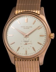 The rose gold 2526 retailed by Serpico y Laino