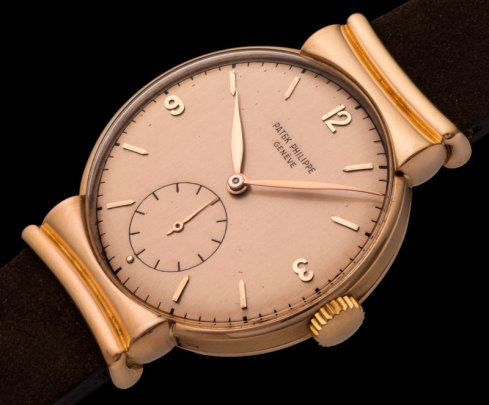 Patek Philippe The Rose gold ref 1585