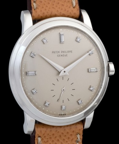 Patek Philippe The Platinum 2552