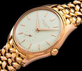 Patek Philippe %22The Rose Gold ref. 2526%22 1