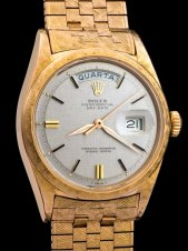 Rolex The rose gold first series Day Date ref 1803 4
