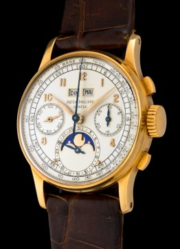 "Patek Philippe ""The yellow gold ref.1518"" 3"