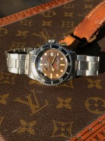 "Rolex ""The caramel brown Double Red Seadweller ref 1665"" nat 3"