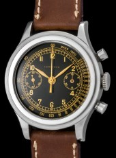 "Longines ""The Tre Tacche Nero"" 3"