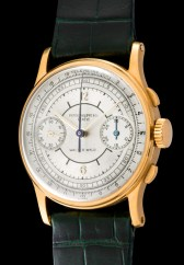 """Patek Philippe """"The yellow gold ref. 130 retailed by Walser Wald"""" 2"""