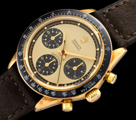 "Rolex ""The gold Paul Newman Ref. 6241"" 1"