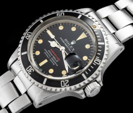 """Rolex """"The Meters First Red Submariner ref. 1680"""" 1"""